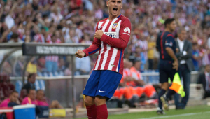 Atletico Madrid striker Antoine Griezmann
