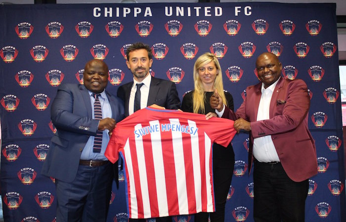 Chippa, Atletico agree partnership