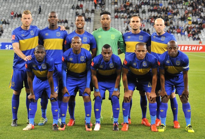 City host Wits in MTN8 semi-finals