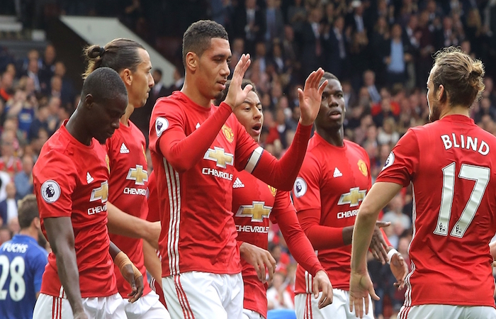 Smalling: It's now about finding consistency