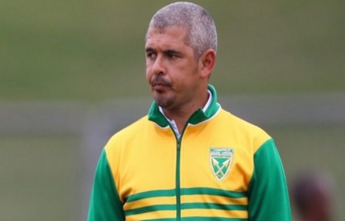 Clinton Larsen on sportsclub.co.za