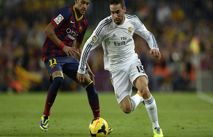 Carvajal wants flawless Real