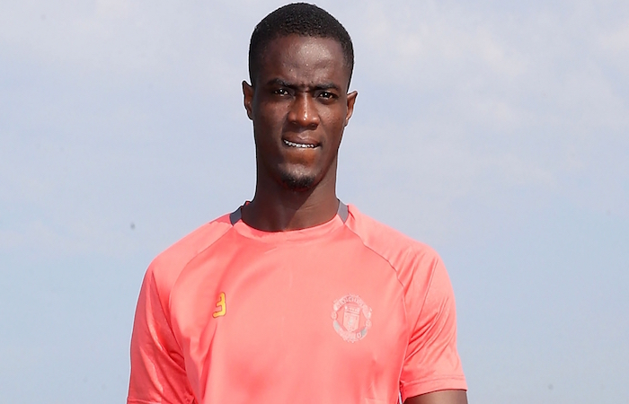 Bailly's raring ahead of UEL clash