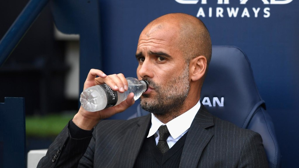 Guardiola: We accept our situation