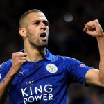 Ranieri praises Slimani, Mahrez and Foxes' fans