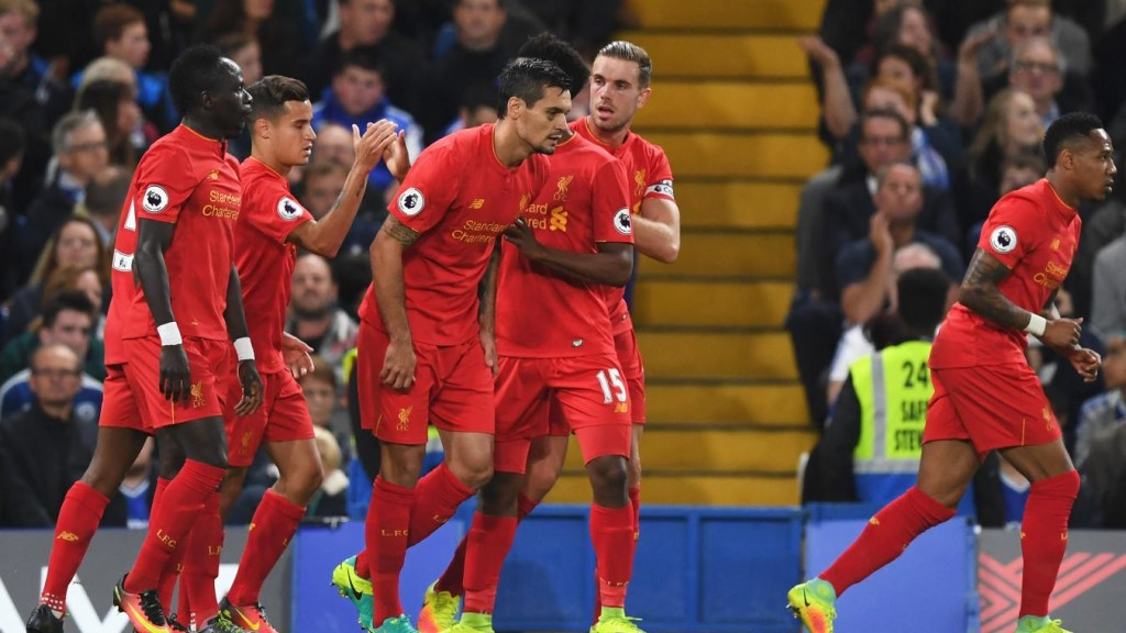 liverpool stun Chelsea at the Bridge