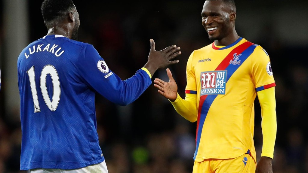Benteke denies Everton victory at Goodison Park