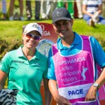 Pace sizzles with opening 65