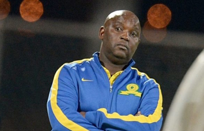 Mosimane finds reason for MTN8 defeat
