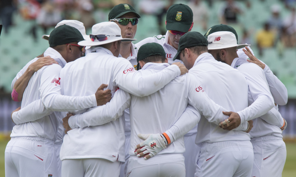 Itinerary released for SA tour of England