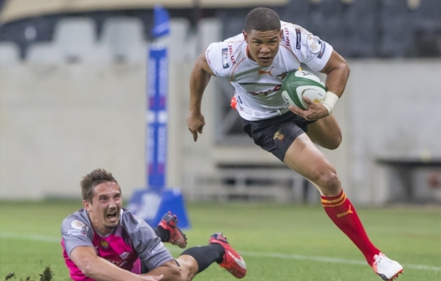 Cheetahs seal top spot