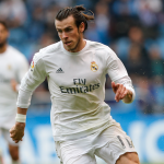 Real Madrid star Gareth Bale