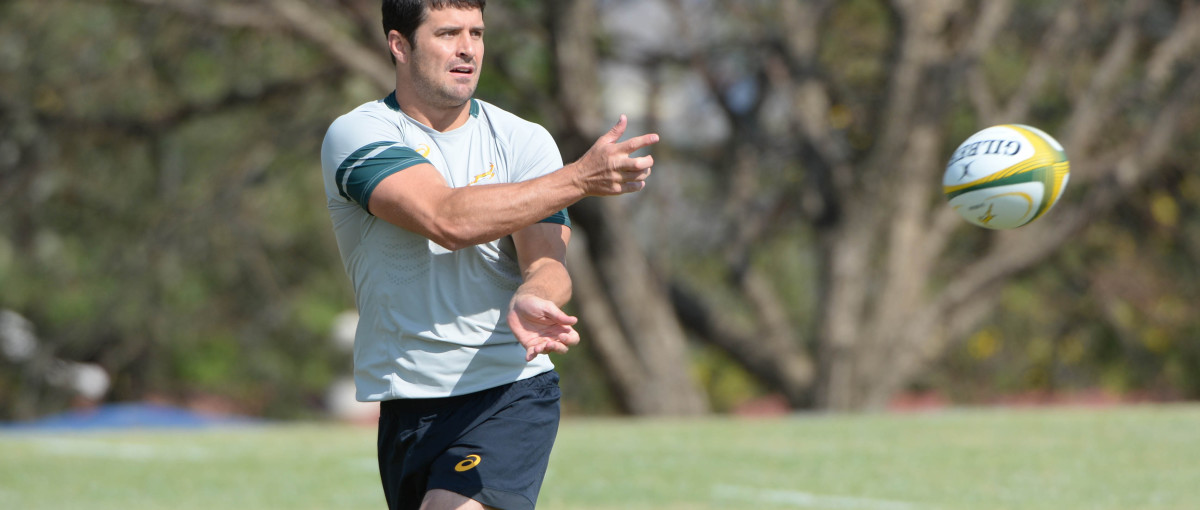 Rugby - 2016 Castle Lager Rugby Championship- South Africa Training