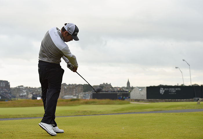 Oosthuizen back at 'home'