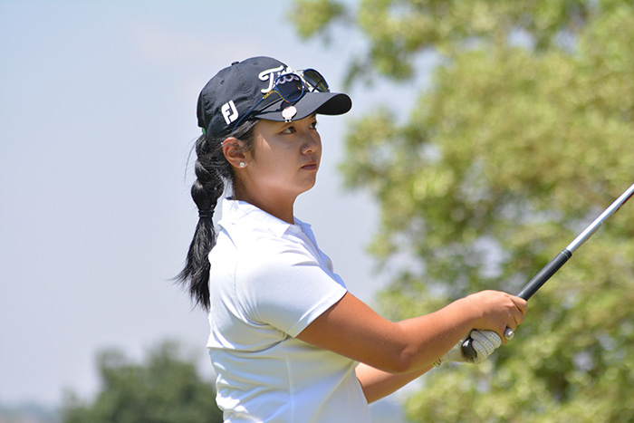 Park pulls clear in Race to Q-School