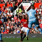 Martial salvages a point for United