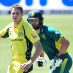 Cricket - 2016 Momentum One Day International - South Africa v Australia - Wanderers Stadium on sportsclub.co.za