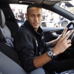 Barca players receive new Audis