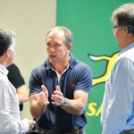 Venter gives rugby indaba the thumbs-up