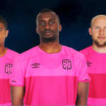 Cape Town City go pink for CANSA