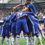 Chelsea cruise to victory against Leicester