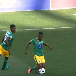 Moeti penalised for showboating