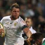 Duane Vermeulen on sportsclub.co.za