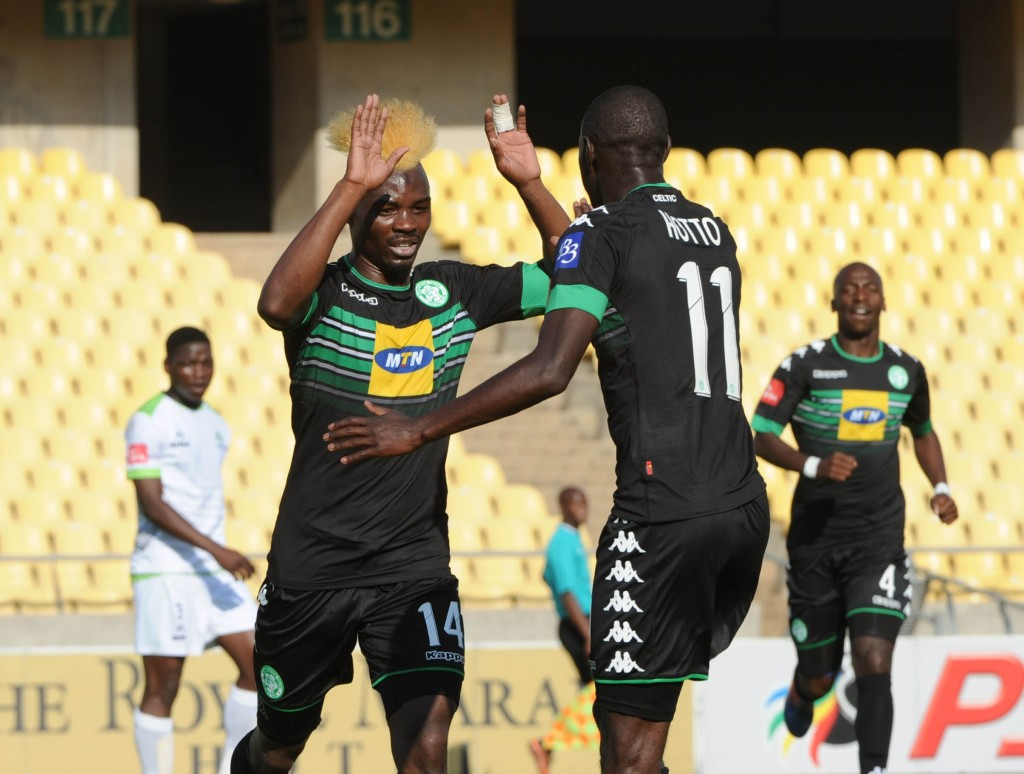 Celtic claim first win in PSL