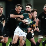 Hougaard injury blow for Boks before tour
