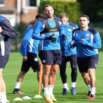 Ranieri delighted by Drinkwater's return