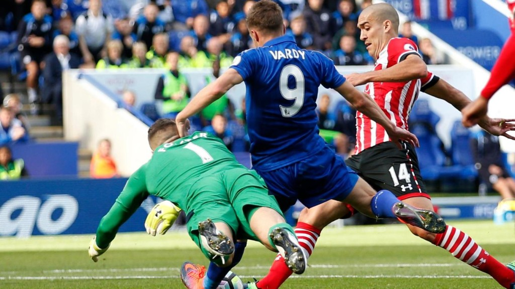 Foxes, Saints in goalless stalemate