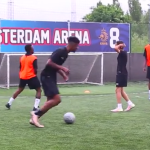 Chelsea teen pulls off outrageous nutmeg