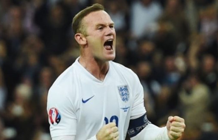 Southgate hails 'outstanding' Rooney