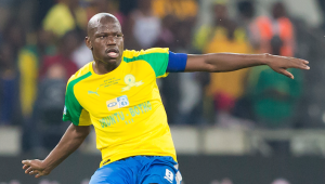 Mamelodi Sundowns captain Hlompho Kekana