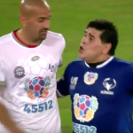 Maradona v Veron on sportsclub.co.za