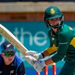 Van Niekerk's top knock not enough to save Proteas
