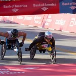Van Dyk takes sixth spot at Chicago Marathon