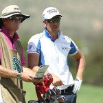 Stenson leads the pack in Sun City