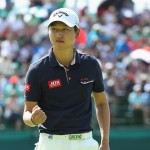 Wang takes the lead at Sun City
