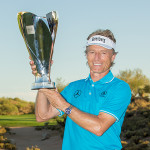 Langer wins third straight Schwab Cup