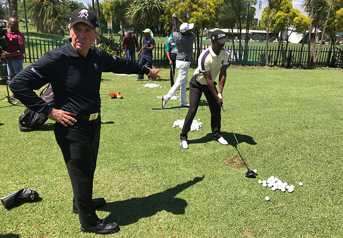 Previously disadvantaged pros join Gary Player Class of 2017