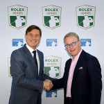 European Tour unites with Rolex