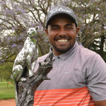 Naicker seals IGT Tour hat-trick