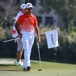 Van Zyl in the mix at Jumeirah
