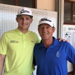 Local Sean Bradley turns pro for Cape Town Open