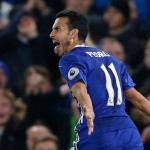 Chelsea edge Spurs out to go top