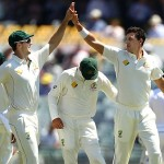 Warner whirlwind keeps Proteas on the back foot
