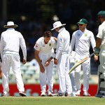 Proteas hit back but Steyn is laid low with injury