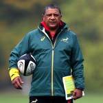 Coach Coetzee: Boks will never lose aura