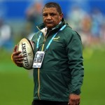Coach Coetzee: 'I'm the man that can turn it around'
